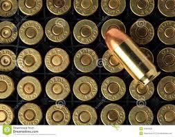 Crime organizado no comando do país dá nisto: Roubado carregamento com 130 mil cartuchos de munição noRS