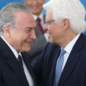 Por que prendem o Temer agora, quando as provas já haviam antes e mantém Lula preso sem prova nenhuma atéagora?