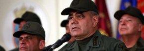 MINISTRO DA DEFESA DA VENEZUELA ANUNCIA DERROTA TOTAL DOSGOLPISTAS