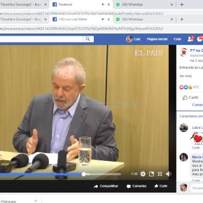 Lula fala ao Vivo ao Brasil e aos Brasileiros em Entrevista (Assista oVídeo)
