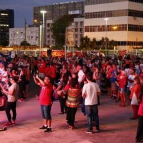 Festival 'Lula Livre' reúne multidão em Porto Alegre(Vídeo)