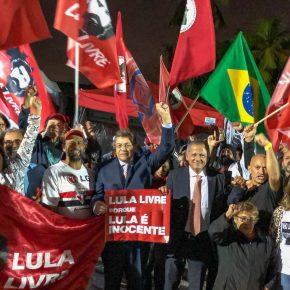 Reduziram a pena de Lula. E daí? Ele é inocente e não devia nem ser condenado e muito menospreso!
