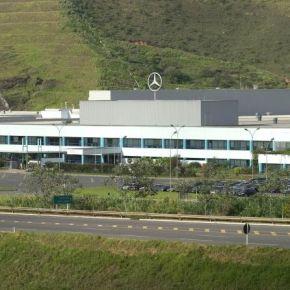 A desindustrialização do Brasil: Fábrica da Mercedes-Benz em MG seráfechada