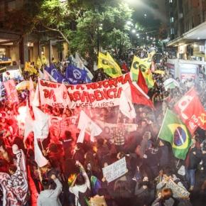 Porto Alegre: Juventude nas ruas por Educação e Contra a Reforma da Previdência (Com Vídeo efotos)