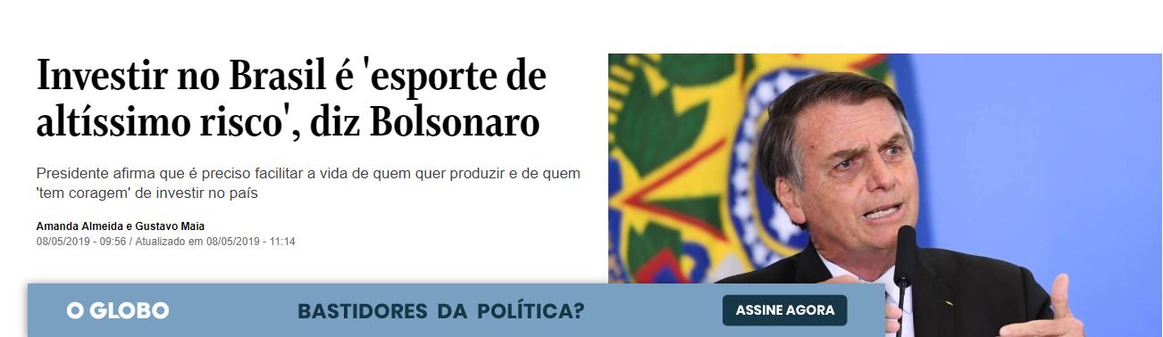 33a199c05 Política desmistificada  PAULO GUEDES DIZ