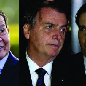 Nada como a Venezuela pra mostrar que Bolsonaro e a Globo estão do mesmo lado: contra o povo e a Soberanianacional