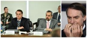 Pimenta: Governo Bolsonaro é a verdadeira balbúrdia nacional e não as universidades que eleataca