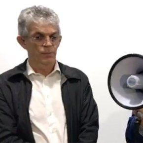 De Curitiba, Lula manda o recado da unidade. ECiro?