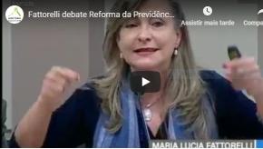 Auditora fiscal desmonta o discurso mentiroso de Paulo Guedes para Reforma da Previdência(Vídeo)