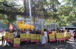 Em defesa da Educação, Professores e Escolas param no dia 15/05 no Brasilinteiro