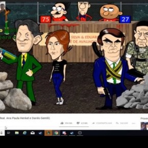 Com Trump e Bolsonaro, o video game molda apolítica
