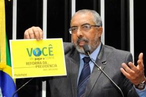 É a Reforma Tributária e NÃO a da Previdência que é melhor para o Brasil, diz PauloPaim