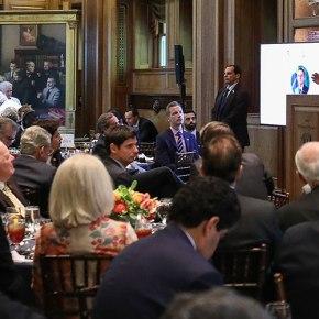 Submissão total: Nos EUA, Guedes fala em fusão entre Banco do Brasil e Bank ofAmerica