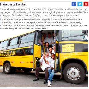 Bolsonaro vai acabar com transporte escolar gratuito em mais de 5 milmunicípios