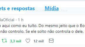 A provocadores, Lula em seu perfil no twitter diz como tuíta daprisão