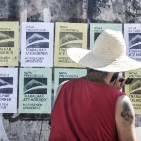 Em dia de Greve Geral, juízes também se posicionam contra a Reforma daPrevidência