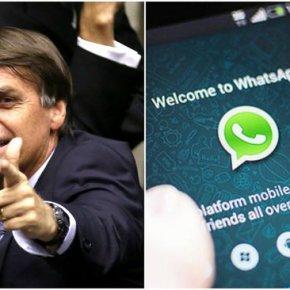 Whatsapp espanhol enviava até 3,3 milhões de mensagens ilegais por semana para elegerBolsonaro