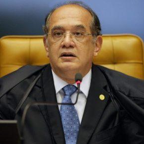 GILMAR DIZ QUE CONDENAÇÃO DE LULA SERÁ ANULADA E QUE MORO E DALLAGNOL SÃOCRIMINOSOS