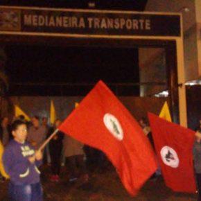 Piquetes, Trensurb parado e protestos em estradas: as imagens do início da greve geral noRS