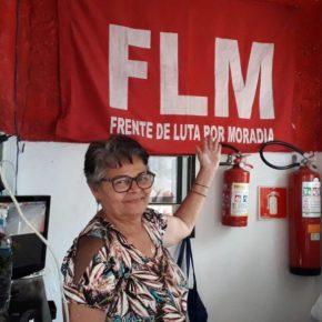 Em São Paulo, Ato Contra prisão e perseguição a lideranças sociais e de Luta pelaMoradia