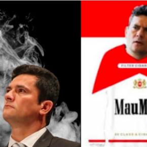 Por que Moro defende tanto os fabricantes de cigarro, a indústria que mata? (Por Moisés Mendes)