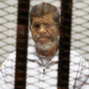 Morre na prisão, de forma estranha, ex-presidente egípcio MohamedMursi