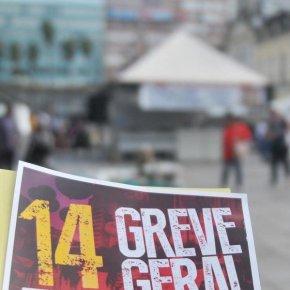 Metrô, trens e ônibus confirmam adesão à greve do dia14