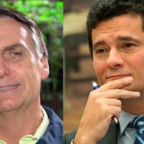 As grosserias ditas por Bolsonaro são para desviar a atenção das denúncias de The Intercept contraMoro?
