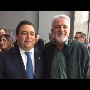 Em Defesa da Democracia, Comassetto propõe Titulo de Cidadão Porto Alegrense ao Presidente da OAB, Felipe SantaCruz