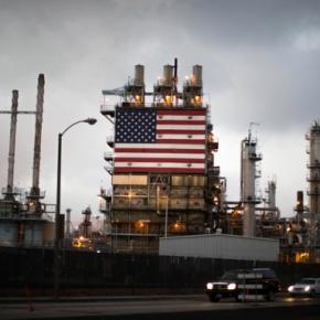 EUA assumem controle da distribuição de gasolina e diesel noBrasil