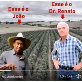 (Vídeo) A História do Seu João e do Dr. Renato é parte da história da Previdência Social noBrasil