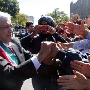 Guerras Hibridas: Capital financeiro inicia Golpe de Estado contra Lopez Obrador noMéxico