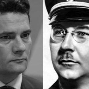 Moro vai mais longe do que o nazista Himmler ao legalizar os abusos no processolegal
