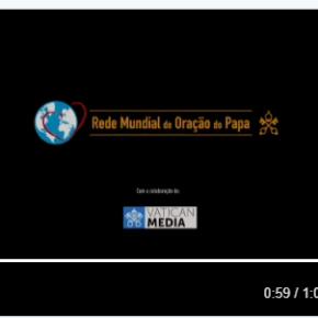 """VÍDEO: ORAÇÃO DO PAPA PELA JUSTIÇA DE VERDADE. """"QUE OS JUÍZES SIGAM O EXEMPLO DEJESUS"""""""