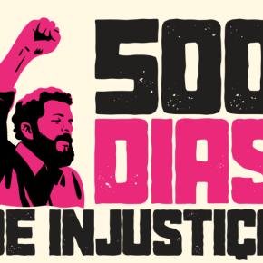 500 DIAS DEINJUSTIÇA