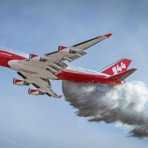 Evo contrata avião supertanque para combater incêndios na Amazôniaboliviana