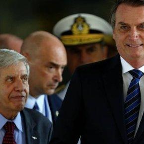 A NATURALIZAÇÃO DO ABSURDO: Bolsonaro e a ratazana velha, sabem o que estãofazendo.
