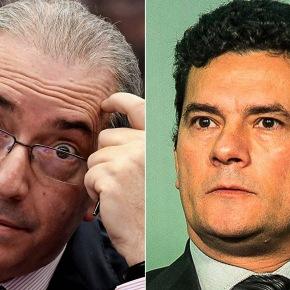 Diálogos indicam que Moro instruiu força-tarefa a não apreender celulares de EduardoCunha