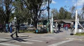 Violência em tempos bolsonaristas: Em Charqueadas (RS) estudantes atacados e feridos commachadinha
