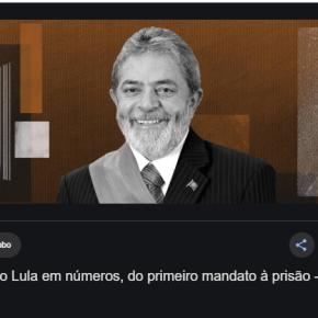 Por que Intempestivo artigo de O GLOBO mente sobre números e dados dos Governos Lula?