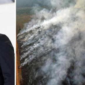 """Em vídeo, Bolsonaro chama Brasil de """"lixo"""", diz que Amazônia """"não é mais nossa"""" e agridenegros"""