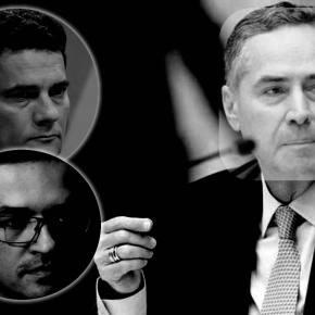 Vaza Jato revela a promíscua relação entre Barroso do STF eDallagnol