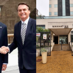 Sobre as ligações de Bolsonaro e do Escândalo deITAIPU