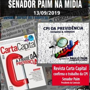 Fraude da Previdência: Revista Carta Capital mostra que Governo Manipula dados pra aprovarReforma