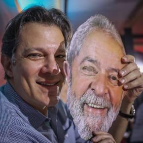 Data Folha: Haddad venceria Bolsonaro por diferença de 6 pontos se eleição fosse hoje. Eagora?