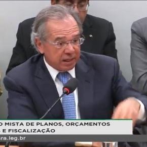 Com Economia Em Frangalhos, Guedes Agride Deputados Ao Ser Perguntado Sobre Investimento Em EducaçãoPrivada