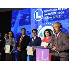 Prêmio Congresso em Foco: Paulo Paim é eleito melhor senador do ano, segundojornalistas