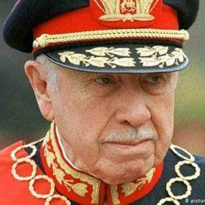 Ídolo de Bolsonaro, ditador chileno Pinochet, enviava drogas para Europa eEUA