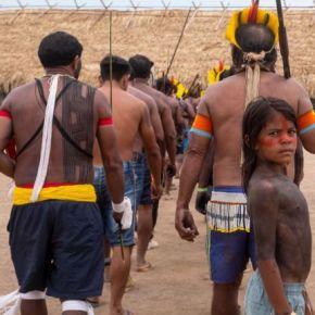 Índios se aliam a antigos inimigos contra planos de Bolsonaro naAmazônia