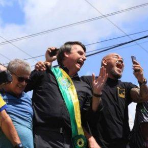 Caixa 2 de Bolsonaro vaza por todos os lados. A Eleição deveria ser anulada. Mas o Judiciário desmoralizado vai fazer oque?